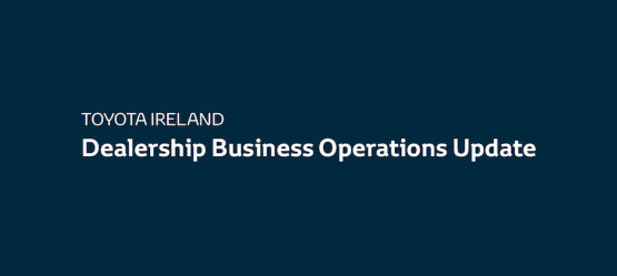 COVID-19 Business Operations Update